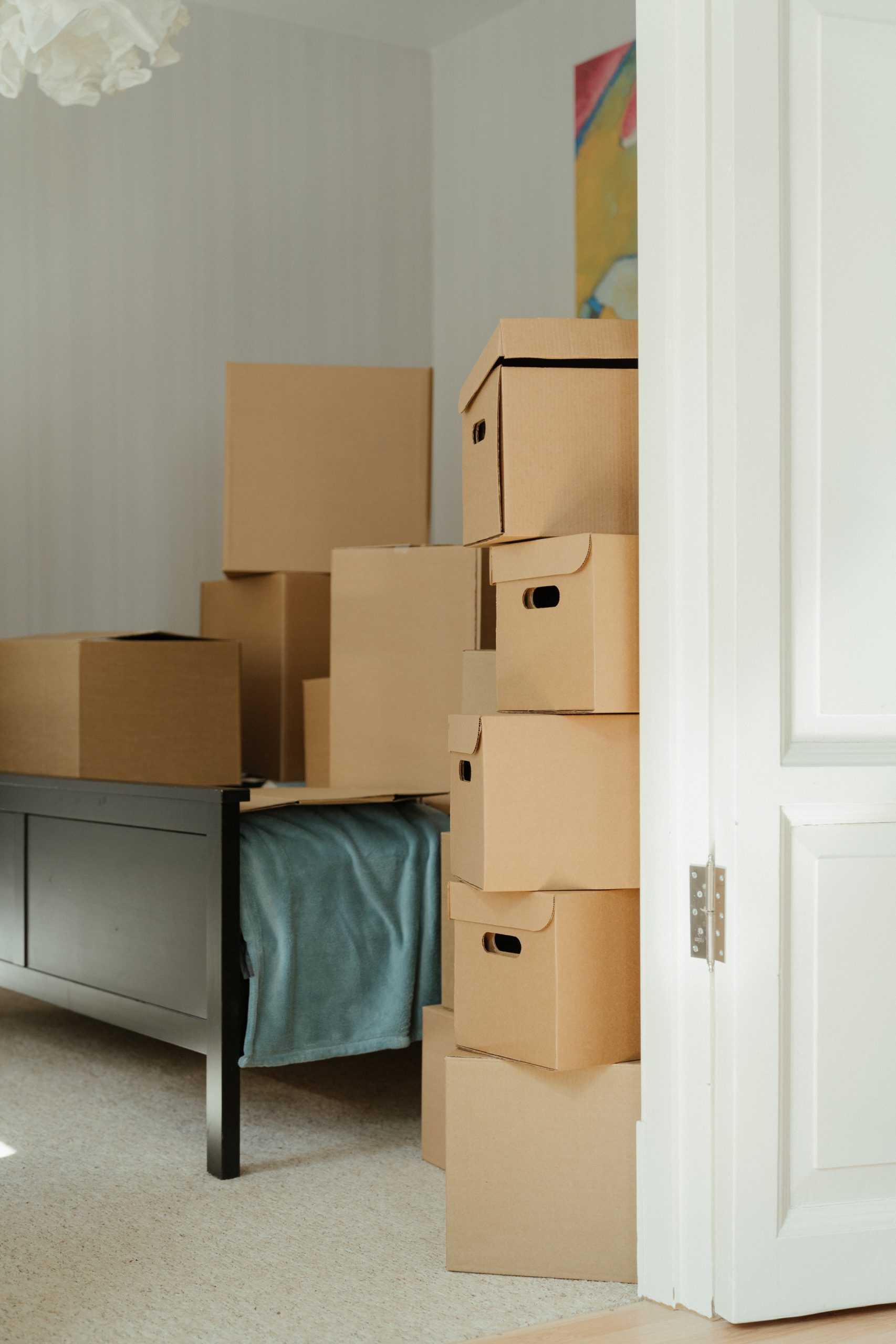 Moving Company In Dublin